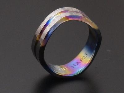 男性に似合う結婚指輪