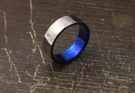 チタン製結婚指輪